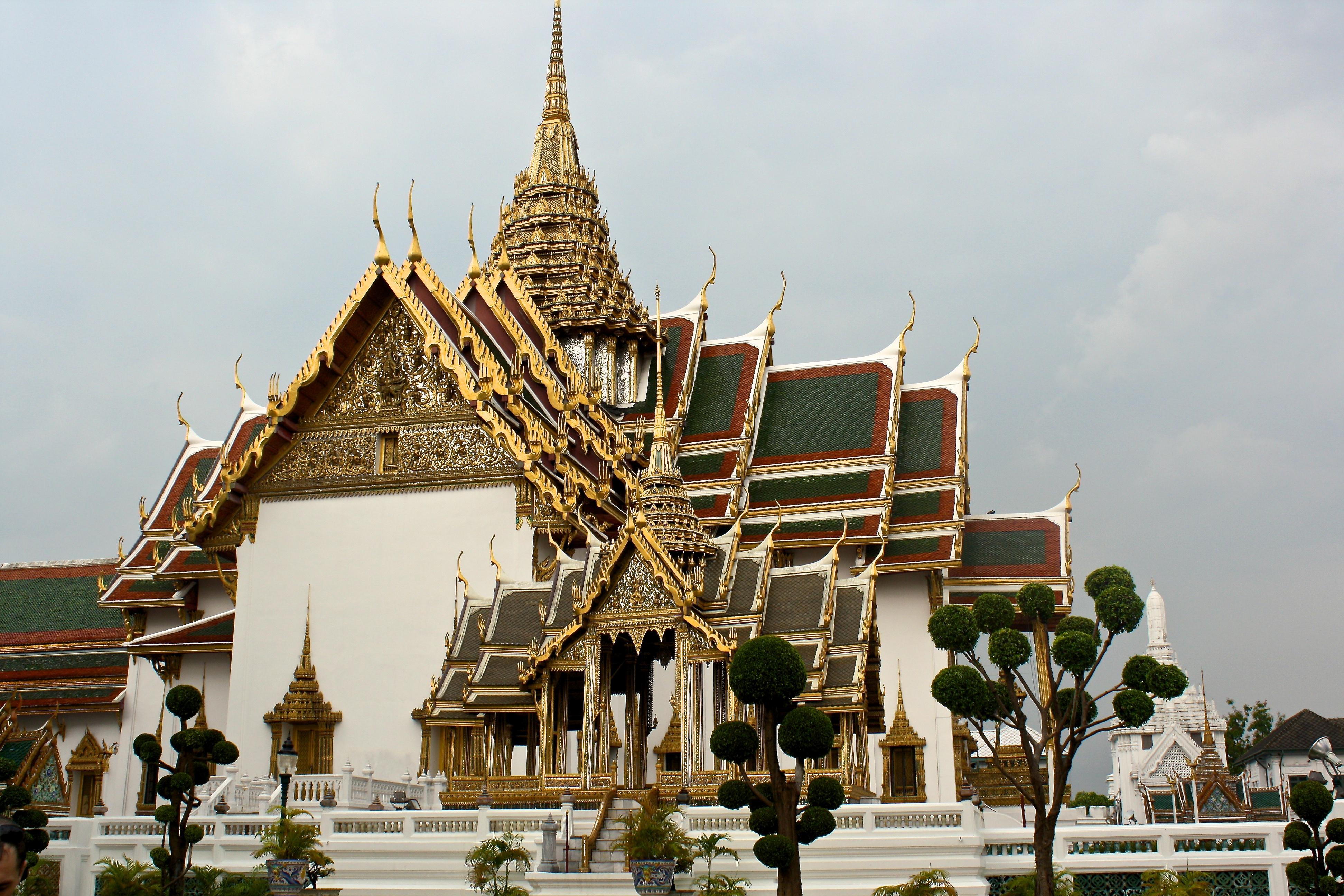 Bangkoks Tempelarchitektur
