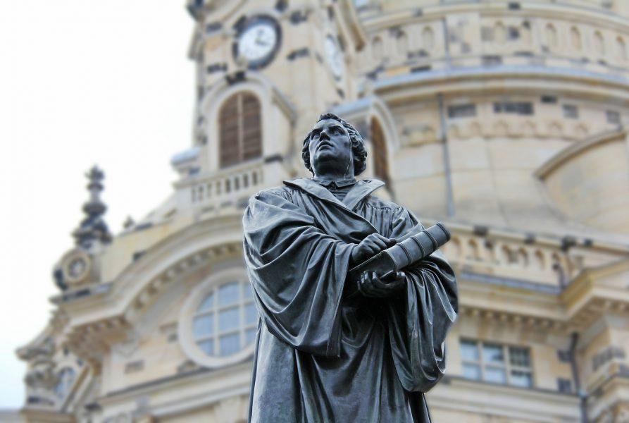 Lieber Mensch als Christ – Gedanken zum Reformationstag