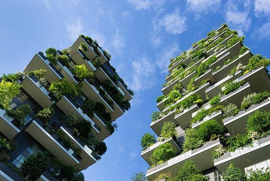 Ökologisch in die Höhe bauen