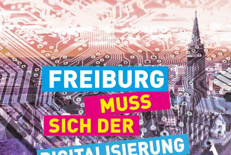 Digitalisierungsbeauftragter für Freiburg